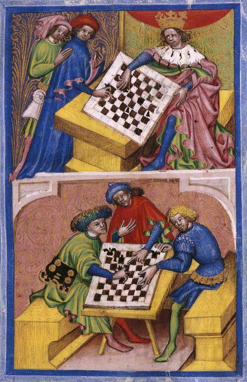Tractatus de ludo scacorum 15th Century Czech Republic or Bohemia