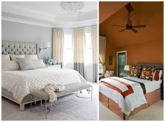 cores para quarto de casal cores claras