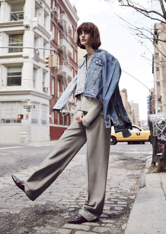 CR Fashion Book — CR'S DENIM GUIDE Layering Levi's denim at its...