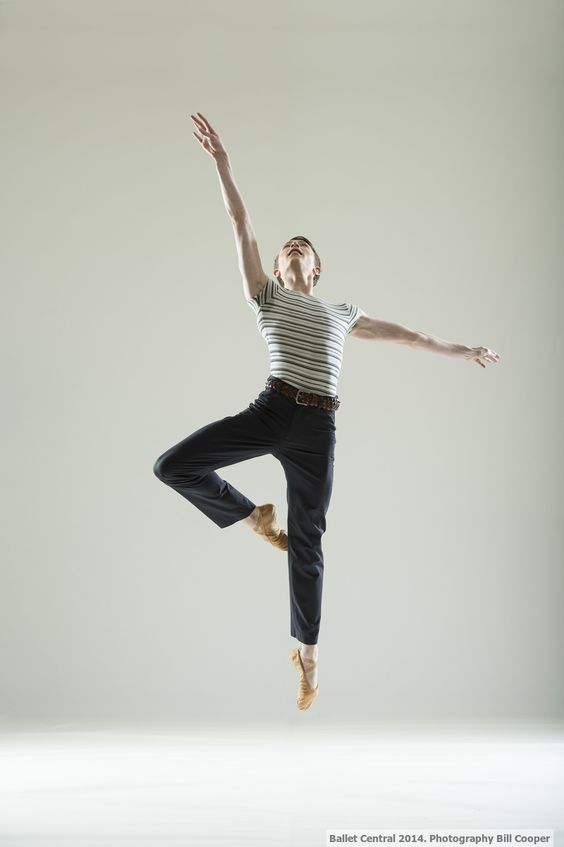 Jonathan Day in Christopher Gable's 'Five Lullabies'.