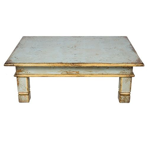 Distressed Coffee Table Variety Styles and Colors