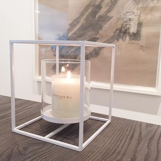 Autumn brings darker evenings...and the prefect excuse to light candles!