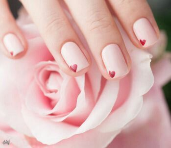 Valentines nail art , Pedicure Ideas Valentines