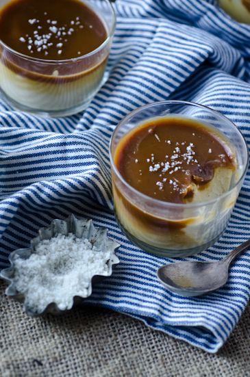 blissful eats with tina jeffers: Salted Caramel Budino ...