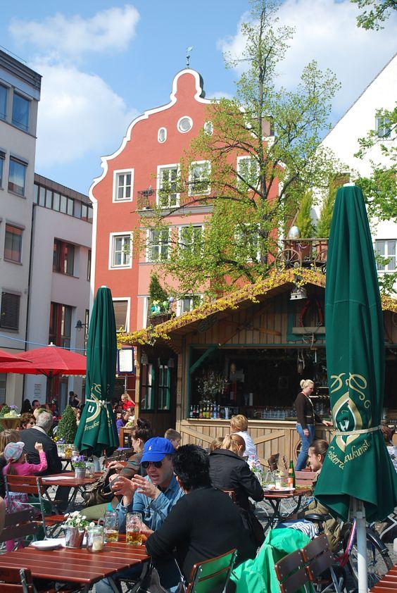 Ingolstadt en Bavière. Bavaria. https://www.facebook.com/destinationbaviere