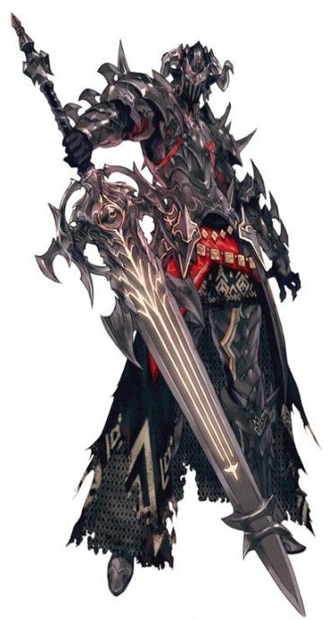 Dark Knight / FF14