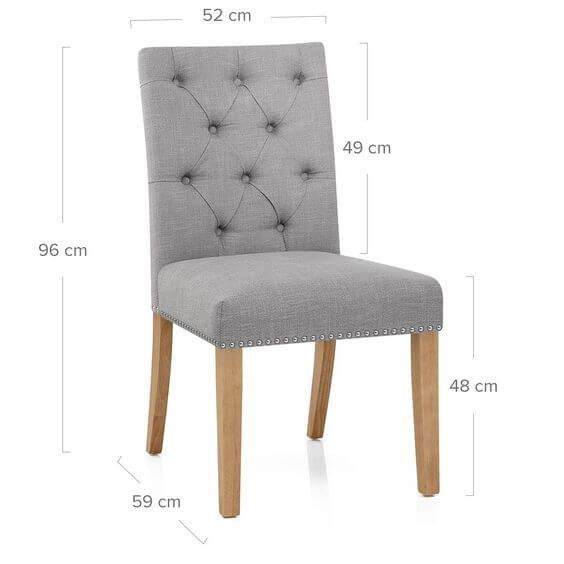 Useful Standard Chair Dimensions With Details To See More Visit En 2020 Sillas Tapizadas Sillas Sillas Modernas