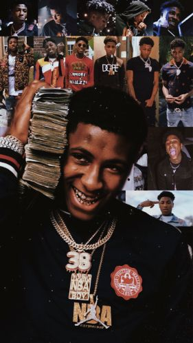 Nba Youngboy Wallpaper In 2020 Tupac Wallpaper Iconic Wallpaper Celebrity Wallpapers