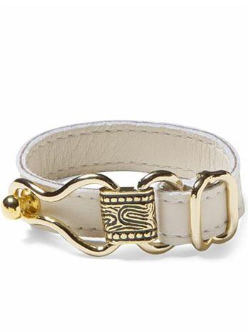 Leather Garter Bracelet