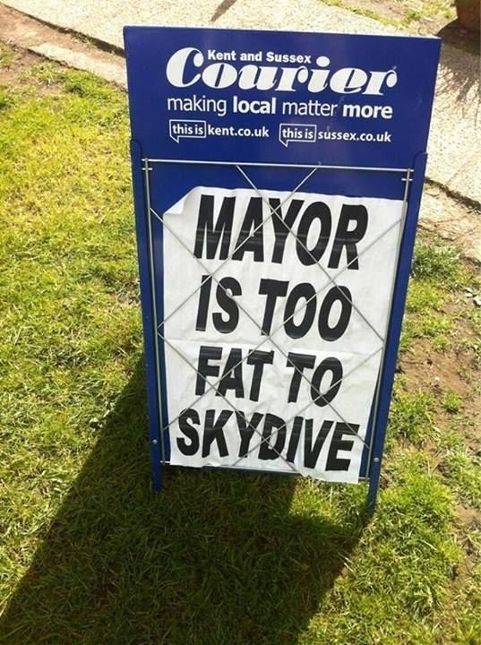 Funny Local News Headlines That Seem Too Good Be True  #RePin by AT Social Media Marketing - Pinterest Marketing Specialists ATSocialMedia.co.uk