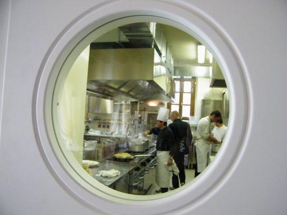 Diamo un'occhiata in cucina!