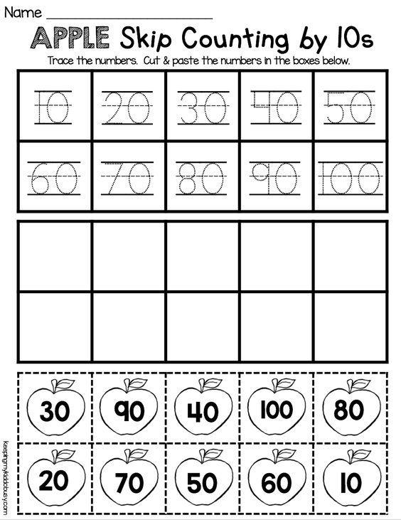 Counting And Cardinality Freebies Keeping My Kiddo Busy Counting Kindergarten Kindergarten Math Kindergarten Math Counting