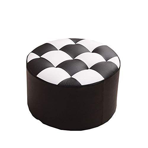 Kivik Ottoman Grann Bomstad Black With Images Ikea