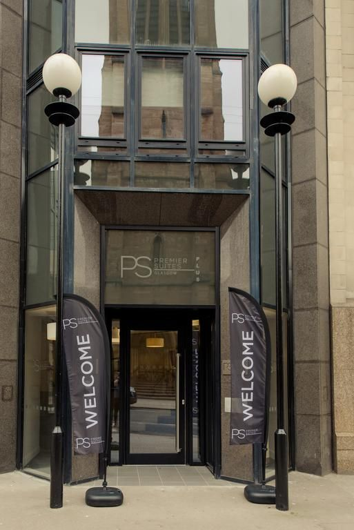Premier Suites Plus Glasgow Bath Street Europe Glasgowhotels