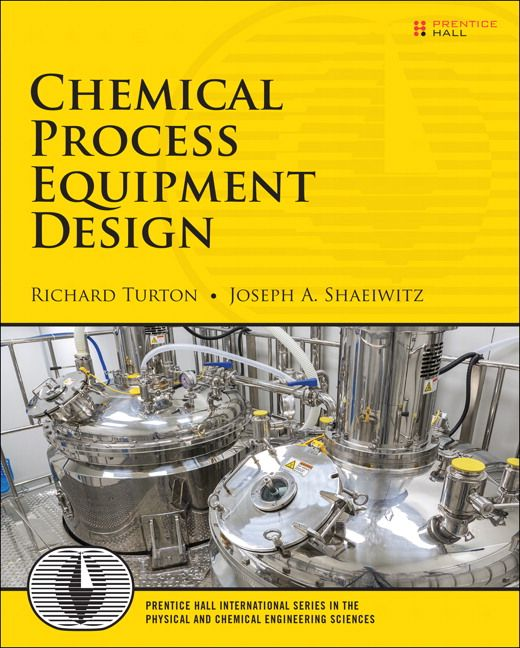 Solution Manual For Chemical Process Equipment Design 1st Edition