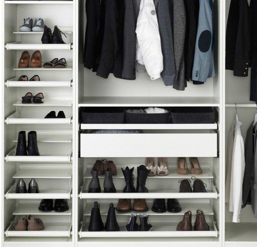 Komplement Pull Out Shoe Shelf White Ikea Ideas In 2019 Ikea