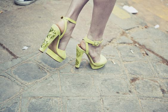 Check out these kicks. Photo: Frou Frouu