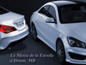 3D Scenes - TAEVision - State-of-the-Art In Dream_MB La Marca De La Estrella - #MercedesBenz CLA-Class -2- Photo:  This Photo was uploaded by TAEVision. ...