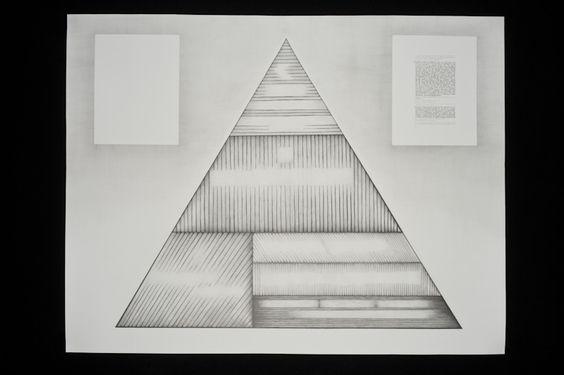 Thomas Robertello Gallery - Artists - Molly Springfield - La Pyramide des Bibliographies