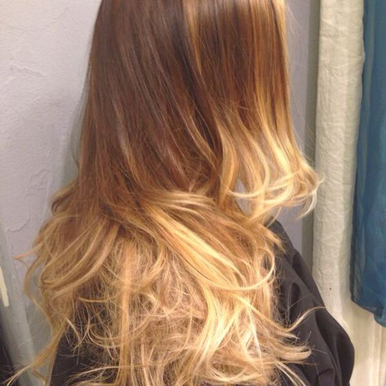 Blondes Hair And Lights On Pinterest