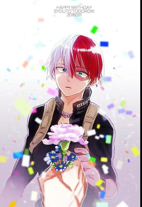 Boku No Hero Characters Birthdays