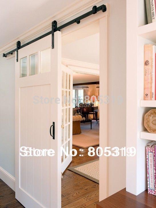 Comprar 6ft r stico negro vintage - Herrajes rusticos para puertas ...