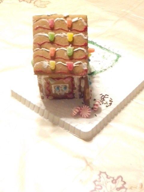 Ginger Bread Man House