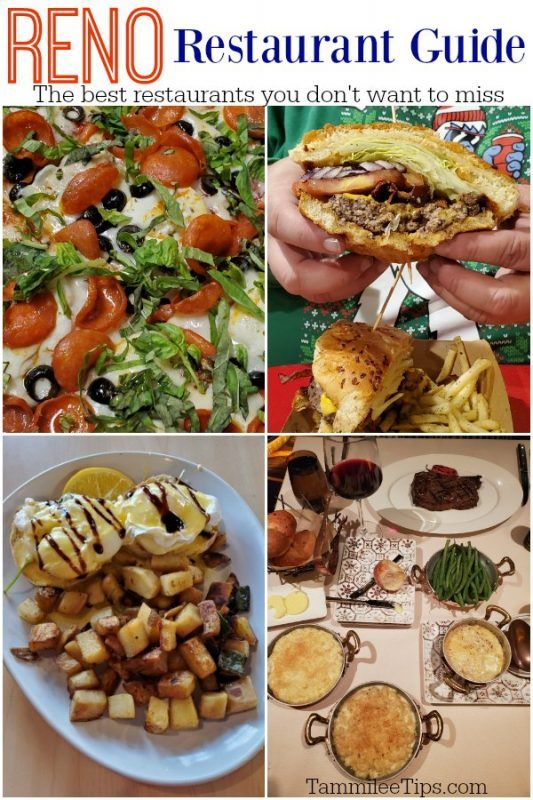 Epic Reno Restaurants You Don T Want To Miss In 2020 Reno Restaurants Diner Recipes Vegan Restaurants