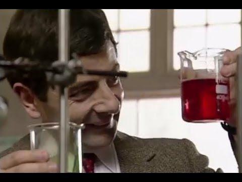 مستر بين اختبار الكيمياء Youtube Mr John Beans