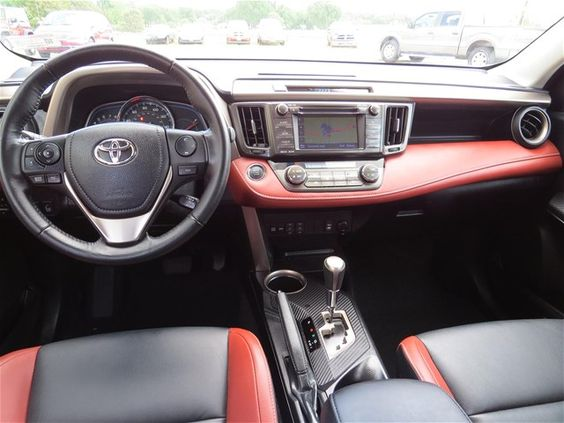 Preferred Accessory Package, RAV4 Limited, 4D Sport ...