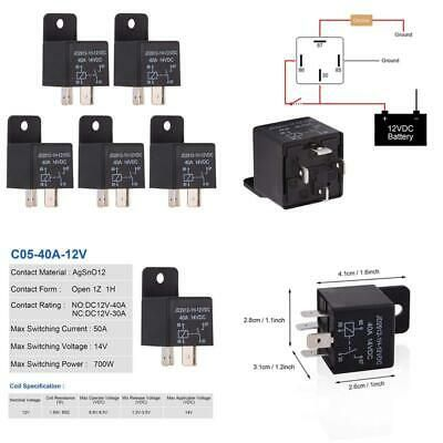 Ad Ebay Ehdis Car Relay 4 Pin 12v 40amp Spst Model No Jd2912 1h 12vdc 40a 14vdc Auto Ebay Pc Board Electrical Equipment
