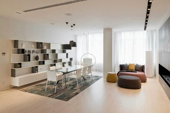 Inspirational apartment design