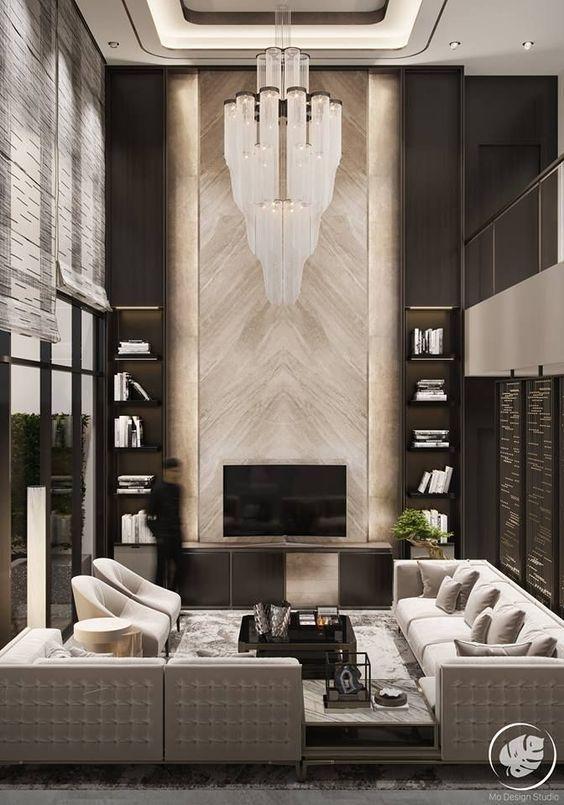 8 Best Inspiring Formal Living Room Design Ideas Desain Interior Interior Rumah Mewah Rumah