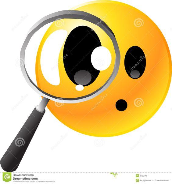 Emoticon Smiley Face Stock Photo