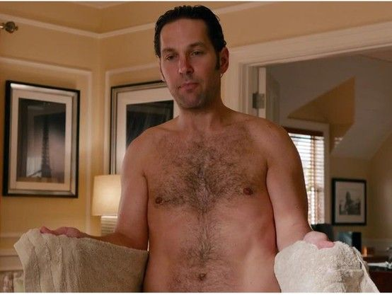 Something is. Paul rudd shirtless naked nude happens