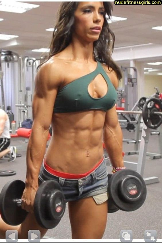 Nude Model Gym 35