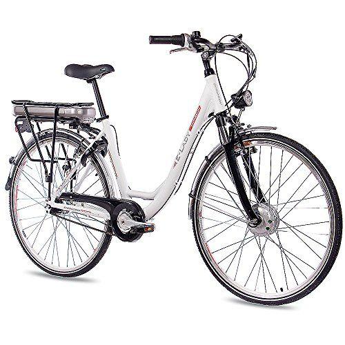28 Zoll Cityrad Alu Fahrrad E Bike Pedelec Chrisson E 04250585414167 E Bike Trekking Elektrofahrrad Pedelec