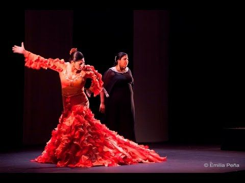 "Video promocional de ""Naturaleza Gitana, Gitana Morena"" de la bailaora MANUELA CARRASCO. Grabado en el Teatro Villamarta (Jerez de la Frontera, Cadiz, España..."