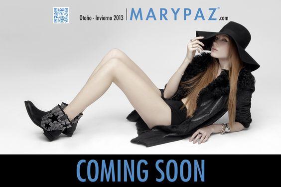 ¡Que la moda nunca pare!  Siguen llegando a nuestras tiendas nuevos zapatos de nuestra colección. Ahora más que nunca: #goMARYPAZ    Muy pronto, también en nuestra tienda online.