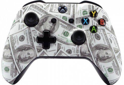 Benjamins Ps4 Gaming Videogames Xboxone Xboxones Videos Gamer Gamergirl Gamestop Gamerguy Custom Xbox Custom Xbox One Controller Xbox One Controller