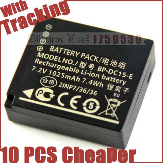 $11.56 (Buy here: https://alitems.com/g/1e8d114494ebda23ff8b16525dc3e8/?i=5&ulp=https%3A%2F%2Fwww.aliexpress.com%2Fitem%2FBP-DC15-E-BP-DC15-E-U-DC15E-DC15U-Camera-Battery-for-LEICA-D-LUX-D%2F32323614349.html ) BP-DC15-E BP DC15 E U DC15E DC15U  Camera Battery for LEICA D-LUX D LUX DLUX TYPE109 TYP109 TYP 109 for just $11.56