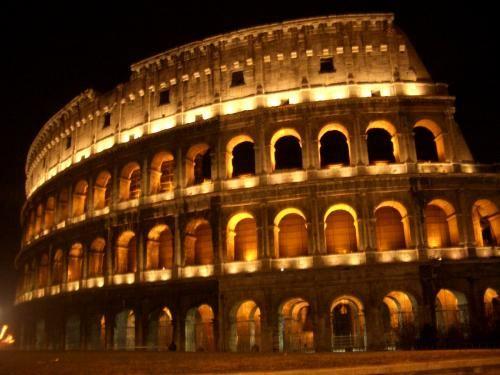 Rome, Italy   (Colosseum)