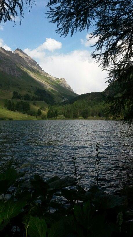 #nofilter hüt, am wunderschöna #Palpuognasee Lai da Palpuogna uf 1918 m.ü.m. am #Albulapass oberhalb #Preda  #graubünden #schweiz #see #lake #ILoveGraubünden #palpuogna - herrlich!! #happy