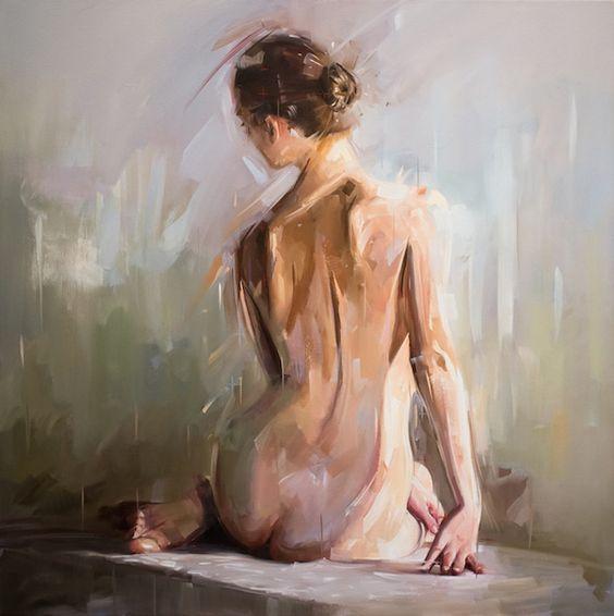"""""""Nude"""" por Johnny Morant"""