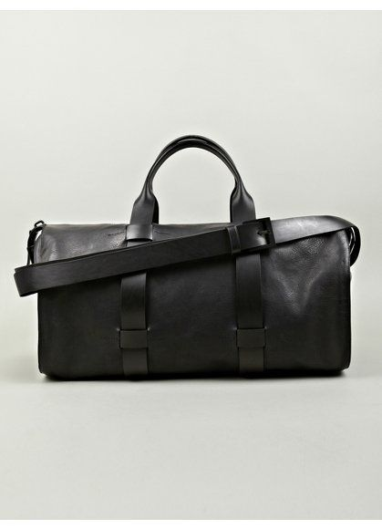 Troubadour Leather Day Bag