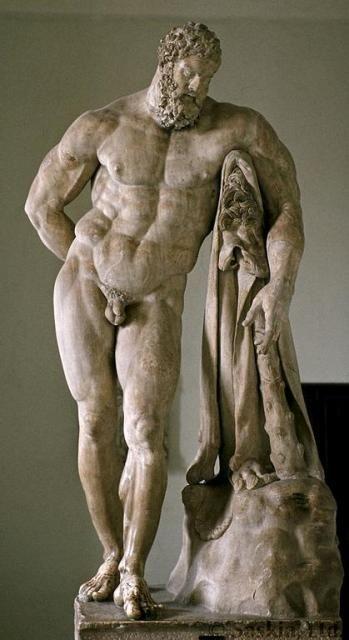Farnese Hercules: