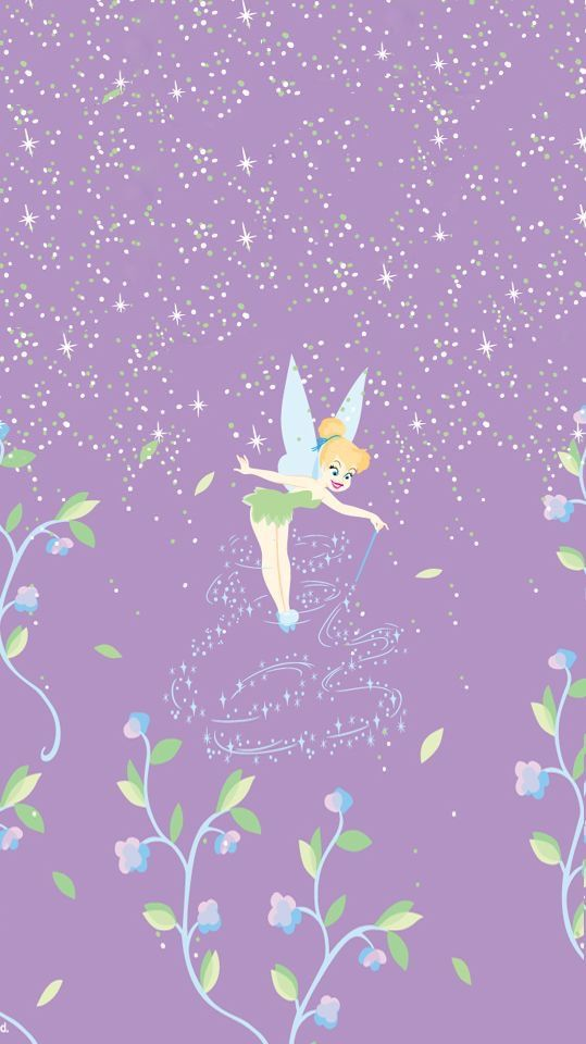 Pin By Dayana Samad On Iphone Wallpaper Disney Phone Wallpaper Tinkerbell Wallpaper Disney Wallpaper Cool pastel disney wallpaper for iphone