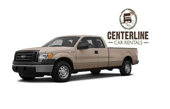 Have a Heavy Load to Haul? Rent A Ford F150 Super Cab 4X4 to Get the Job Done-the Caribbean style! Only at Centerline Car Rentals.