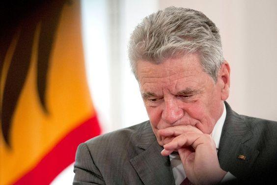 """Gauck zur BND-Affäre – """"Jetzt reicht's"""""""