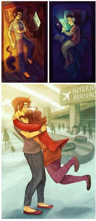 *LDR*  long-distance-relationship